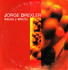 CD SINGLE promo JORGE DREXLER causa y efecto SPAIN 2001