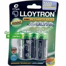 Rechargeable Batteries 1.2 V 3Ah Ampere-Hours