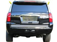 2PC Stainless Steel Rear Window Trim - RW55195 For GMC YUKON 2015-2019