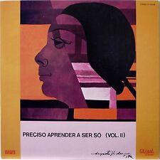 ELIZETH CARDOSO / PRECISO APRENDER A SER SO / SAMBA / BRAZIL / COLUMBIA JAPAN