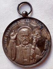 Médaille d' Honneur argent attribuée 1861 OEUVRES DE SAINT FRANCOIS XAVIER PARIS