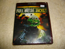 full metal jacket hd dvd hd player only stanley kubrick's sealed