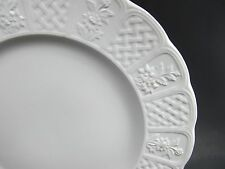 Royal Cauldon white Bristol Garden Dinner Plate Only One