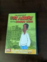 Fat Albert and the Cosby Kids DVD Cartoon TV Show Movie Bill Cosby