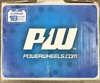 Power Wheels 12-Volt Rechargeable Replacement Battery 0027084171631