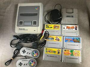 Super Multi Tap 2 Nintendo Super Famicom SFC +PAD + games super gameboy