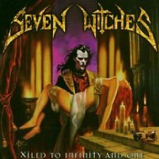 SEVEN WISHES  - XILED TO INFINITY AND ONE  CD
