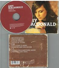 Amy Macdonald – This Is The Life  CD 2007