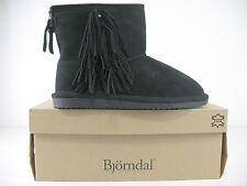 Bjorndal - Josie - Faux Fur - Soft Suede - Women's Boot - Size 8 M - New