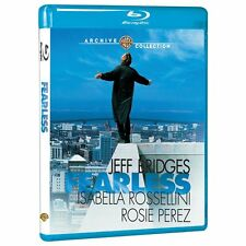 FEARLESS (Jeff Bridges, Isabella Rossellini) -  Blu Ray - Sealed Region free