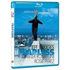 FEARLESS (Jeff Bridges, Isabella Rossellini) -  Blu Ray - Sealed Region free
