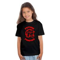 T-shirt ENFANT FUTURE POMPIER