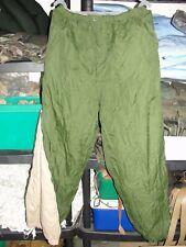 Sur-pantalon thermique réversible Armée Britannique taille M (40-48)