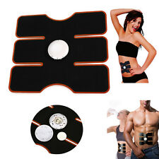 Remote Control Abdominal Muscle Trainer Smart Body Building Fitness Abs EMS