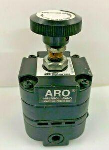 "ARO Ingersoll Rand PR4031-300 Precision Air Regulator 3/8"" NPT 2-25 psi 14 cfm"