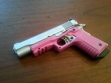 Recover Tactical CC3 H Colt 1911 Grips Rail System PINK - UPDATED VERSION