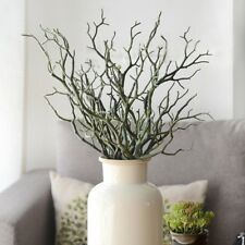 Wedding Decoration Peacock Coral Branches Plastic Artificial Plants Dried Tree