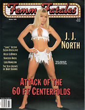 Femme Fatales Winter 1995 JJ North Uncirclated Magazine Vol 3 # 3
