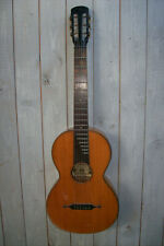 alte, antike Gitarre  von M. Simon , Mittenwald