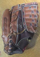 "Rawlings RA 75 75 Anniversary Vintage Baseball Glove 12.5"" Left Throw"