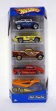 HOT WHEELS hot TRUCKS 5-PACK Gift Set Die-Cast Cars MISB 2005