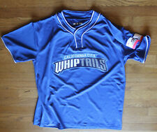 2019 California City Whiptails Game Worn Jersey Blue #2 L