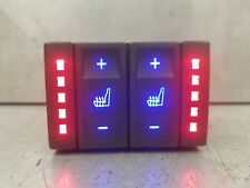 Ford Mondeo Mk3 2004-2007 Reg Blue / Red Led Heated Seat Switch (Non Cooled)
