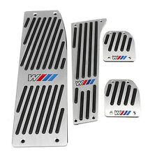 Aluminium Pedalauflage Fussstuetze fuer  M-TECH X1 E30 E36 E46 E87 E90 H3C2