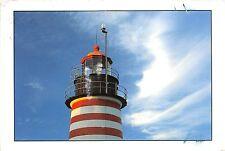 B75335 leuchtturme quoddy head maine lighthouse phare usa