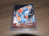 2012-13 Upper Deck  Canvas #C33 Magnus Paajarvi