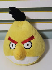ANGRY BIRDS YELLOW PLUSH TOY SOFT TOY 24CM  TALL QUITE FAT! ROVIO MOBILE LTD!