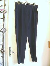 Pantalon classique PAUPORTE bleu marine taille 48 neuf+ét. valeur 110 euros