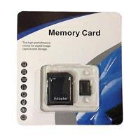 128GB microSD SDXC Flash TF Memory Card Class 10 Micro SD FREE SD Adapter Retail