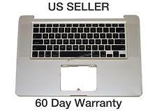 "Apple MacBook Pro 15"" A1286 Mid 2012 Top Case with Keyboard 661-6509 C"