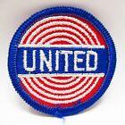 "Vintage Patch - United Distributors - Beer, Liquor, Wine - Embroidered Logo - 2"""