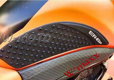 Pair Rubber Gas Tank Traction Pads Side Protector KAWASAKI NINJA650/ER-6N 10-15