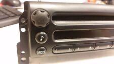 BMW MINI BUSINESS CD RADIO HEAD UNIT 4154934