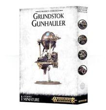 Warhammer AoS - Kharadron Overlords Grundstok Gunhauler  - Brand New! - 84-38