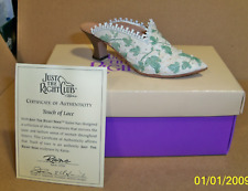 """Just The Right Shoes By Raine, """"Touch Of Lace"""", 1999"""