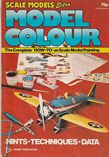 Scale Models Extra - Model Color - The Complete How to on Scale Model Painting