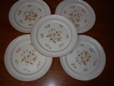 Stoneware Floral Dinnerware Plates