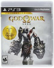 God Of War : Saga Collection - Sony PS3 - New & Sealed