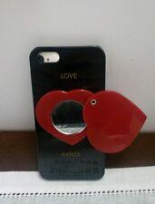 Cover Carpisa Iphone CON SPECCHIETTO SUL RETRO A CUORE TEMA: LOVE EXSISTS