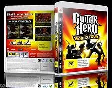 (PS3) Guitar Hero: World Tour (PG) (Music) Guaranteed, 100% Tested, Australian