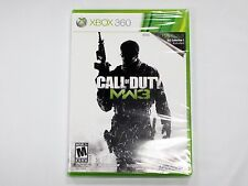 Call of Duty Modern Warfare 3 With DLC COLLECTION - XBOX 360 New Sealed USA