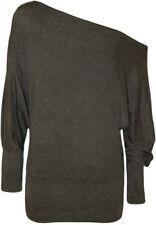 Maglie e camicie da donna grigi viscosi Taglia 44