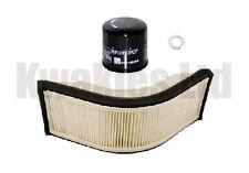 KAWASAKI ZX10R C1H/C2H 2004-2005 filtres à air et huile haut débit