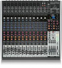BEHRINGER X2442USB MIXER 24 INGRESSI CON USB ED EFFETTI PER VOCE A 24 BIT