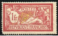 "1900 "" MERSON "" N° 121 NEUF* COTE   35 €"