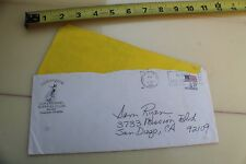 OCEANSIDE Longboard Surfing Club Letter 1986 Form and Breakers Surf Shop Check